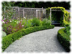 Garden Path in Langford